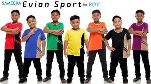 EVIAN SPORT - BOY, L-XL