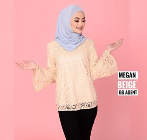 MEGAN LACE TOP