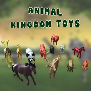 ANIMAL KINGDOM TOYS