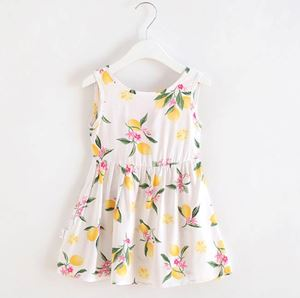 BB335-4  Baby Girl's Dress