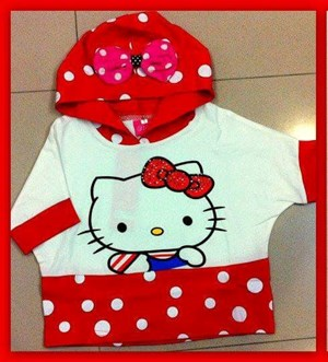 @  SD 311 KITTY TOP ( SIZE 9 )
