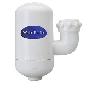 SWS Ceramic Cartridge Water Purifier/ Water Filter For Home and Office White