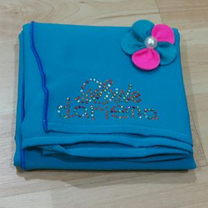 LD Chiffon 2loops Exclusive (Teal)