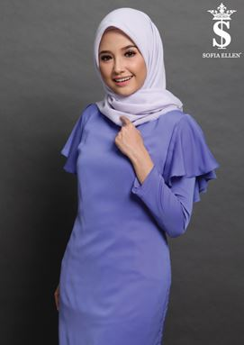 KURUNG JANELLE ( PURPLE  )
