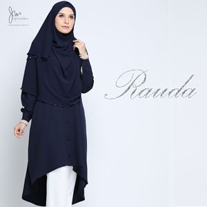 RAUDA 06 (Dark Blue)