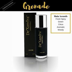 GRENADE - LIMITED EDITION 35ML - M