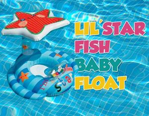 INTEX LIL'STAR FISH  BABY  FLOAT (WITHOUT PUMP)
