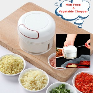 Mini Food Garlic Vegetable Grinder Chopper