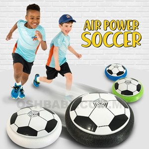 AIR POWER SOCCER FOOTBALL