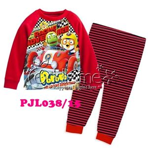@  PJL038/15 PORORO RED ( SZ 2-7Y )