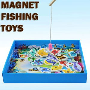 MAGNET FISHING TOYS