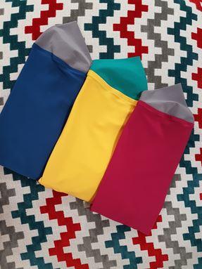 Tudung Ceria ( LD Sport ) Size M + Free Brooch Cantik
