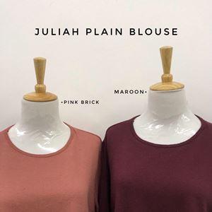 JULIAH PLAIN BLOUSE