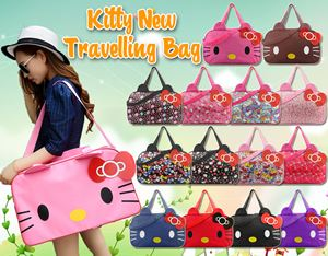 Kitty New Travelling Bag