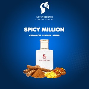 SPICY MILLION 30ML (GOLD EDITION)