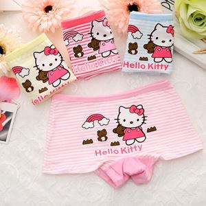 Hello Kitty Girls Panties 4pcs/set - 02