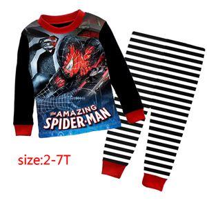 5720 Cuddleme Spiderman PYJAMA (2T-7T)