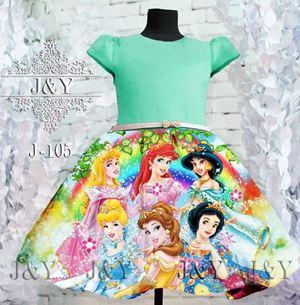 J&Y PRINCESS DRESS