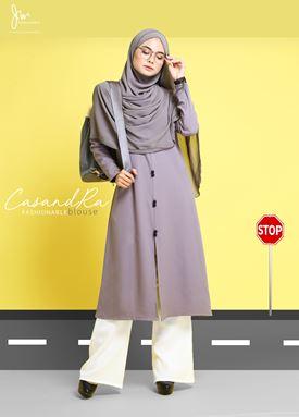CASSANDRA ( Grey )