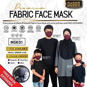 Odeen Premium FACE MASK
