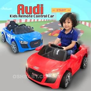 AUDI KIDS RIDE REMOTE CONTROL CAR