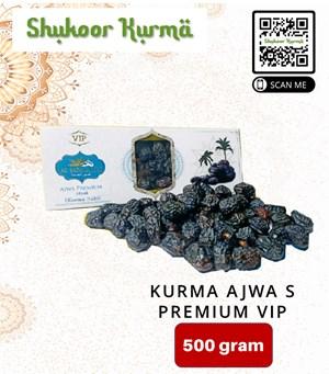 Kurma AJWA (S) ALIYAH PREMIUM VIP-500gram