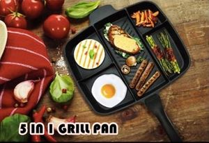 5 IN 1 GRILL PAN n00929 eta 23 july18
