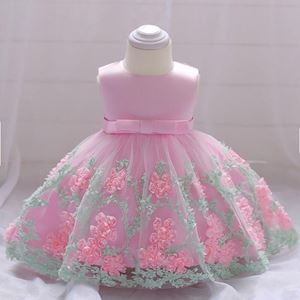 GOWN BABY PINK