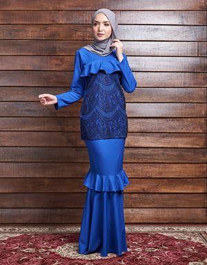 ZALYA ROYAL BLUE (ADULT)