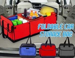 Foldable Car Storage Bag