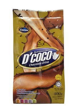 Emran D'coco Chocolate Drink 400g