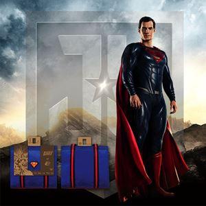 ECO Super Hero Felt Tote Bag (Superman)