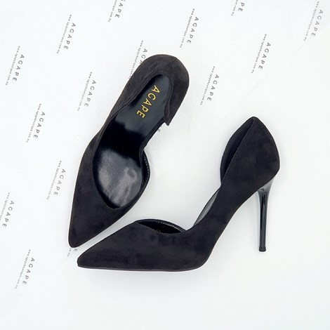 AGAPE AS01 | BLACK [ Size: 35, 36, 37, 38, 39, 40, 41 ]