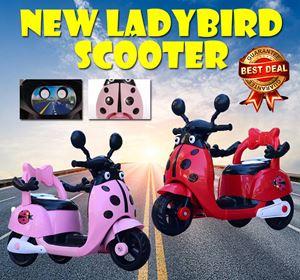 New Ladybird Scooter