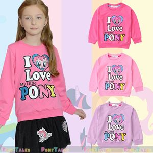 My Little Pony Pullover Sweater ( I LOVE PONY ) SIZE 100-160