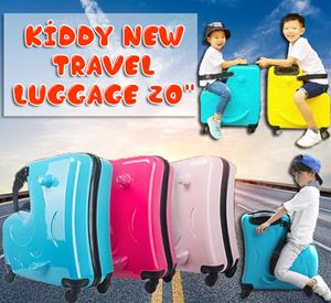 Kiddy New Travel Luggage 20""