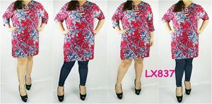 LX837 * Bust110-130cm