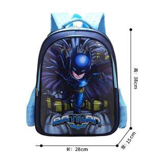 PREORDER Nursery-Kindy School Bags ( BATMAN ) ETA  MID NIOV
