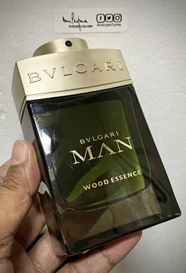 Bvlgari Man Wood Essence Bvlgari for men 100ml EDP