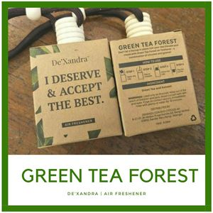 GREEN TEA FOREST- AIR FRESHENER (10 ML)