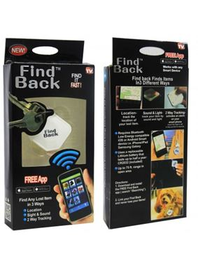 FIND BACK TRACKER