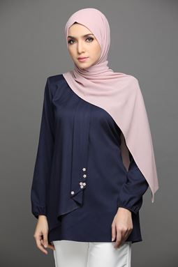 NAURA DENIM BLUE