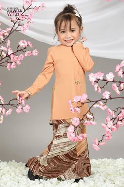 JUWITA KIDS ( Brown )