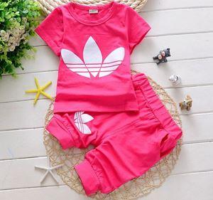 Baby Clothing Set - Pink Adidas