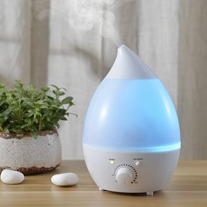 AIR HUMIDIFIER 2L + NIGHT LAMP