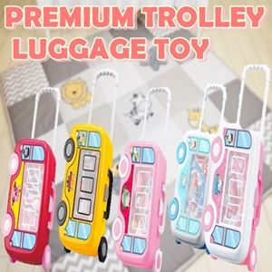 PREMIUM TROLLEY LUGGAGE TOY