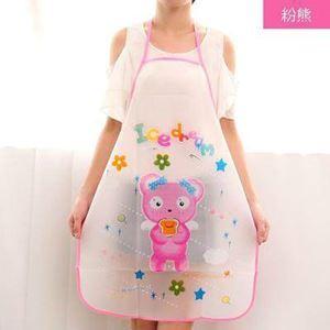 @  Korean Style Cute Cartoon Princess Aprons ( ICE DREAM )