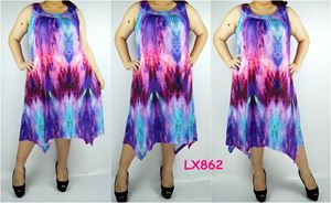 LX862 *Bust 116-147cm