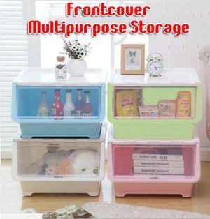 Frontcover Multipurpose Storage Box