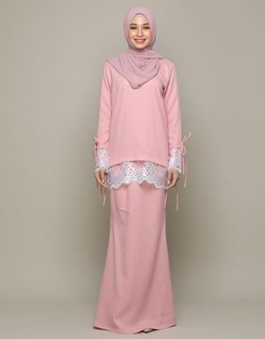 RATNA IN DUSTY PINK